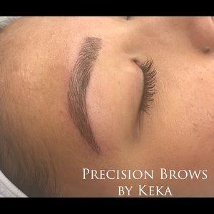 Precision Brows by Keka